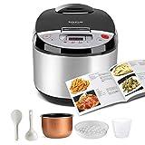 Taurus Top Cuisine Robot de Cocina, 900 W, Acero