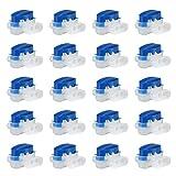 GWHOLE 20 Piezas Conector de Cables para Robot Cortacésped Automower de Husqvarna Accesorios para...