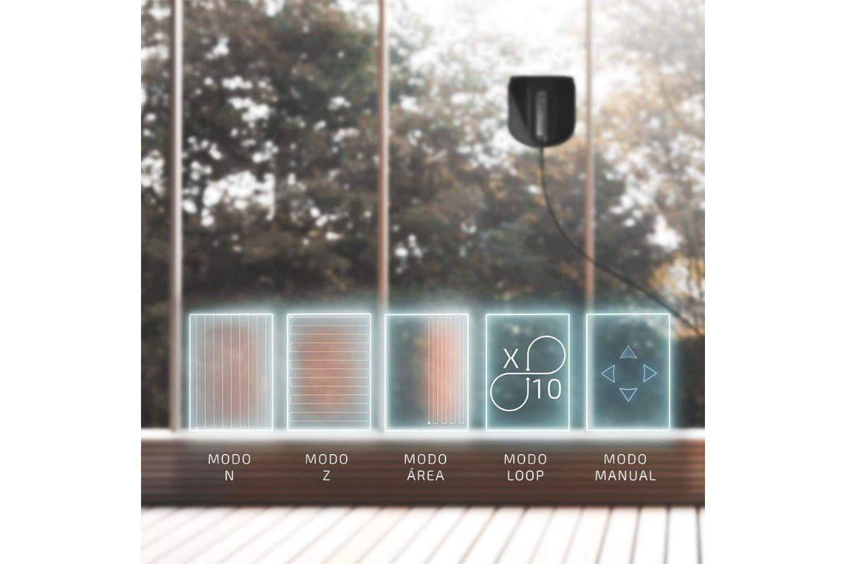 robot limpiador de cristales cecotec conga windroid 980