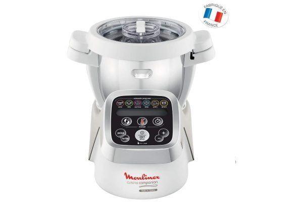 robot de cocina moulinex cuisine companion hf802aa1