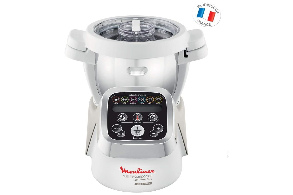 Moulinex Cuisine Companion: Un Robot de Cocina de Calidad