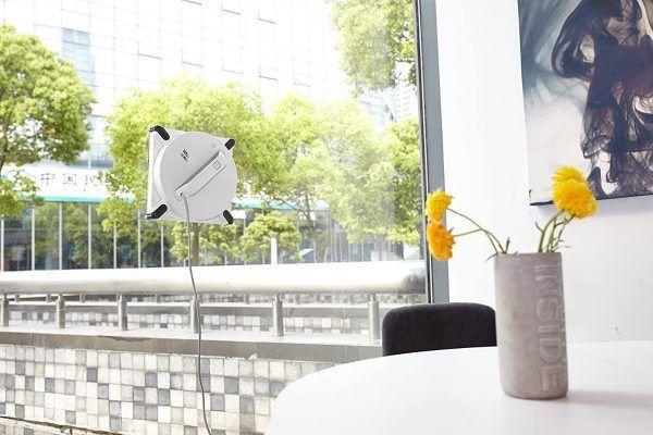 robot limpiacristales ecovacs