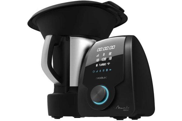 Cecotec Mambo 10090 ¡Conéctate a tu Robot de Cocina!
