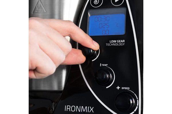 robot de cocina cecotec ironmix