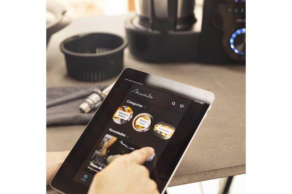 robot de cocina mambo 10090 app