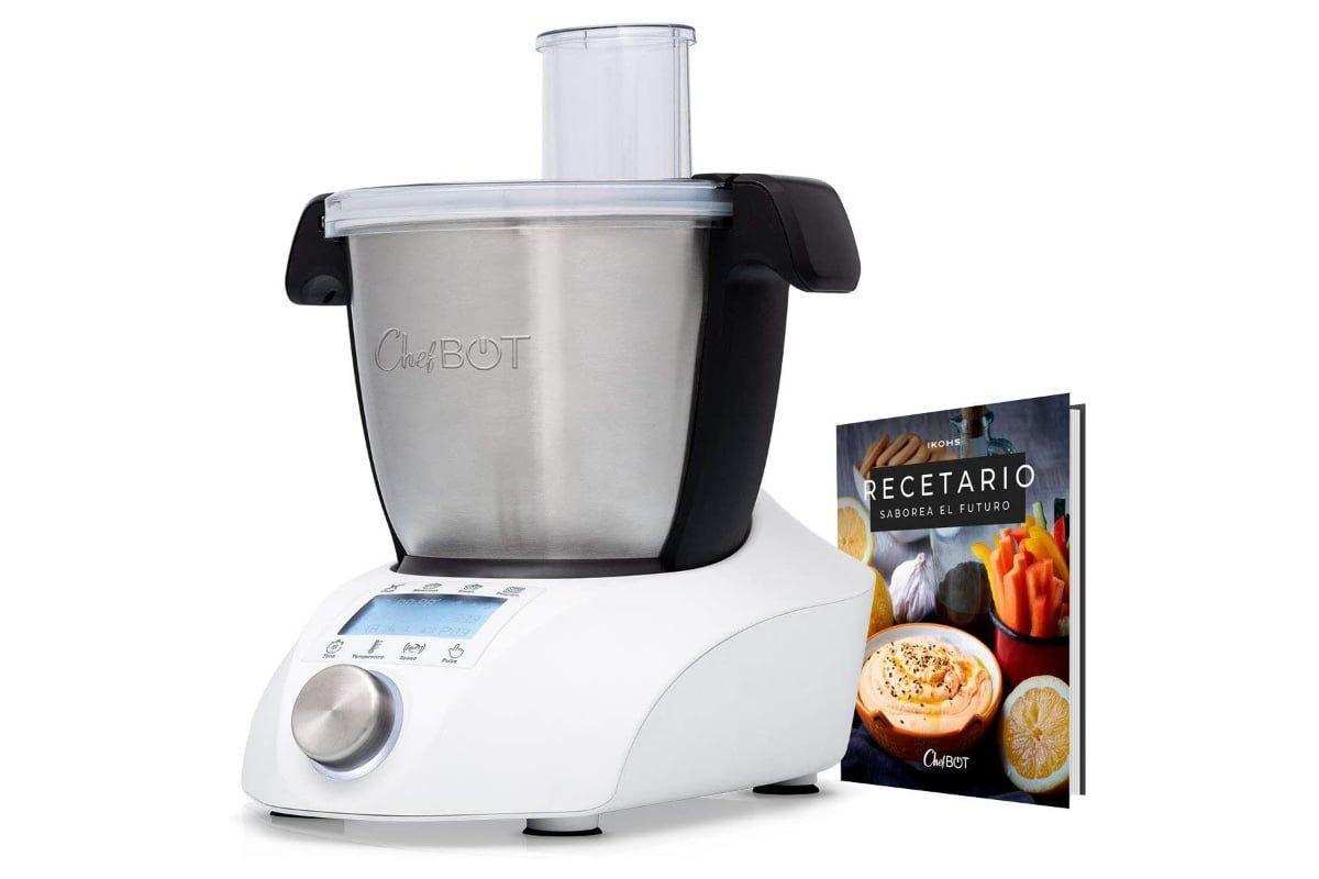 Ikohs Chefbot Compact – El robot de cocina más Pequeño y Económico