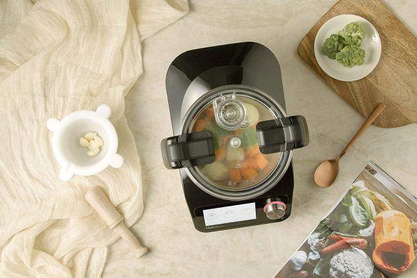 robot de cocina ikohs chefbot touch