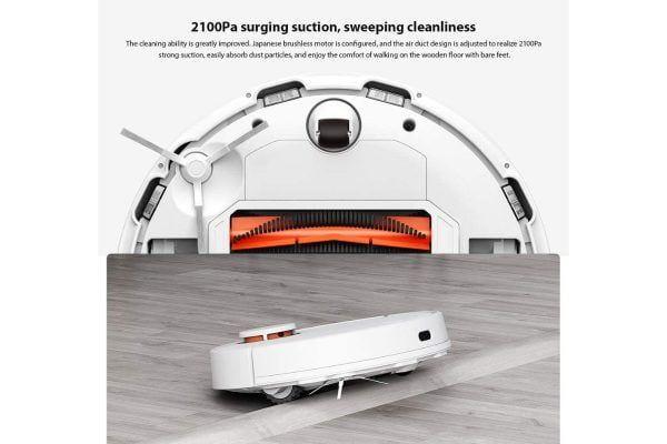xiaomi robot aspirador vacuum