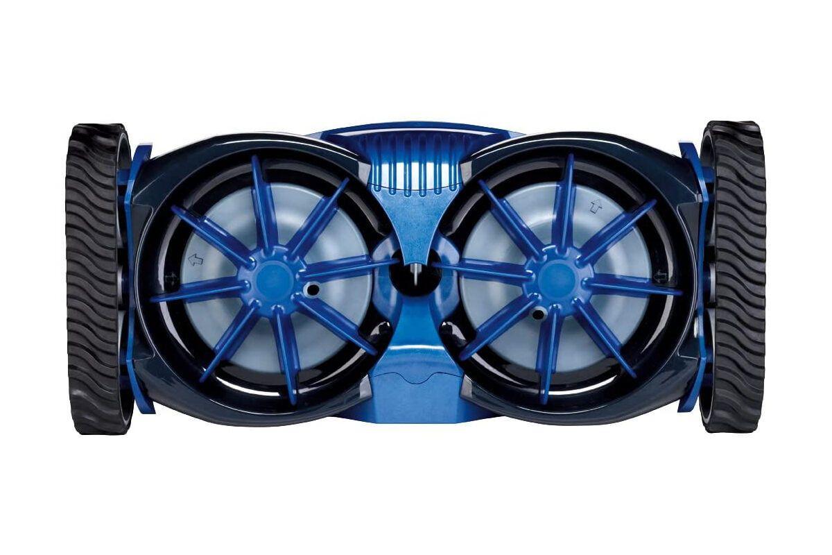 robot limpiafondos hidraulico zodiac