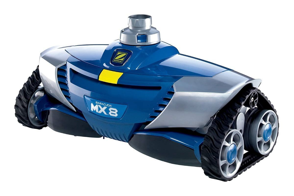 Robot limpiafondos Zodiac MX8