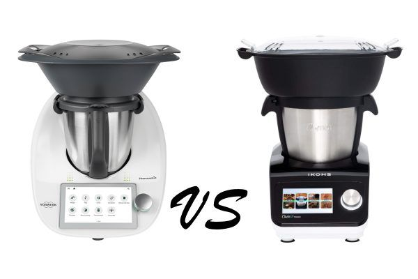 Chefbot Touch vs Thermomix
