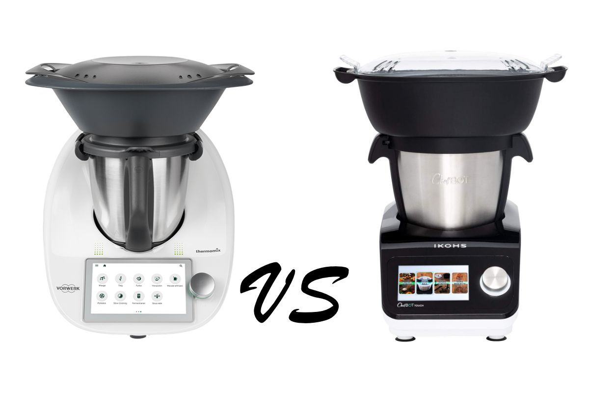 chefbot touch vs thermomix tm6