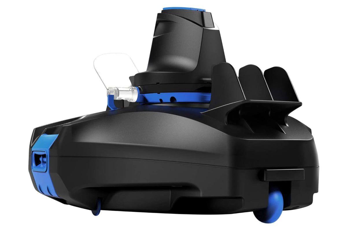 Robot limpiafondos Kokido Delta 200: para piscinas pequeñas