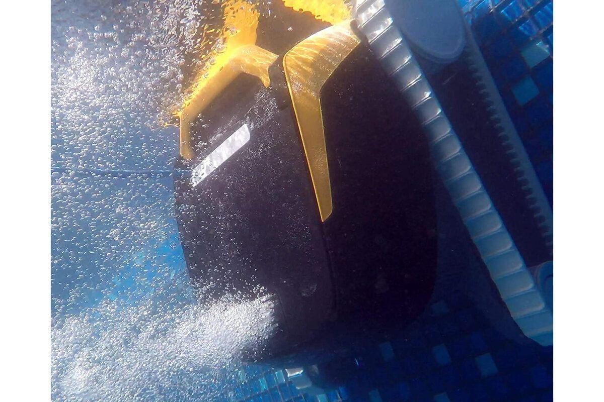 limpiafondos automaticos dolphin e 25
