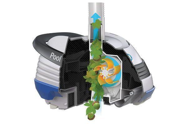 robot limpiafondos hayward pool vac