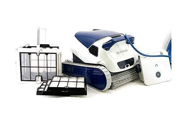 Robots Limpiafondos Dolphin Blue Maxi: Super Comparativa